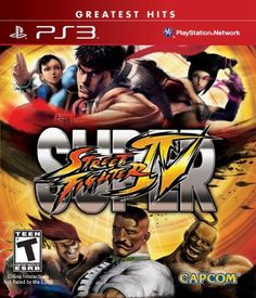 Super Street Fighter IV  Playstation 3 >>> See this great product. Note:It is Affiliate Link to Amazon.
