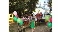 La fiesta de cumpleaños de Alexandra organizada por Tucastillohinchable