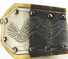 *** Acid Etching Metal Jewelry - Part 4a: Etching on Silver Using Ferric Nitrate