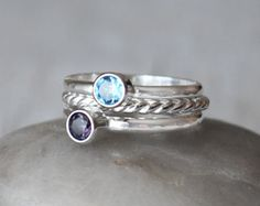 artisan silver rings - Google Search