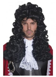 Let's Party With Balloons - Pirate Captain Wig, $35.00 (http://www.letspartywithballoons.com.au/pirate-captain-wig/)