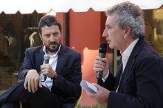 6 settembre, Festival della politica 2013 | ore 18 Corte Legrenzi Pietrangelo Buttafuoco con Guido Moltedo (7)