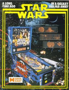 Data East Star Wars 1992