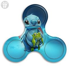 Fidget Spinner Toy Hand Spinner Camouflage Stitch For Adult And Kids -Perfect For ADD,ADHD,and Anxiety - Fidget spinner (*Amazon Partner-Link)
