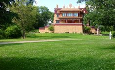 Buddhist Monastery in Madison, WI