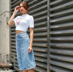 Nadine Lustre Ootd, Nadine Lustre Outfits, Nadz Lustre, Filipina Actress, Liza Soberano, Jadine, Casual Outfits, Fashion Outfits, Asia Girl