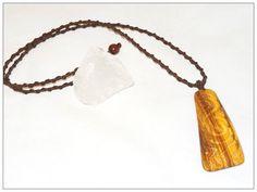 Kette ☼ Caldera ☼ Olivenholz ☼ Holzkette von Sunnseitn Kunsthandwerk auf DaWanda.com