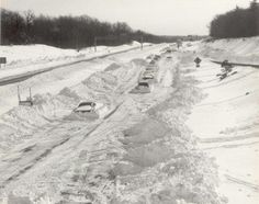 The blizzard of '78, I 75