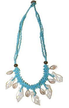 Micronesia- shell jewelry