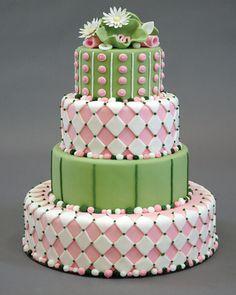 CAKE ONE HUNDRED ELEVEN, Wedding Cakes by Dawna, LLC