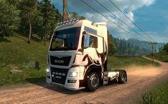 Euro Truck Simulator 2 - Man TGX Euro 6