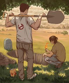 Sam and Dean *--*