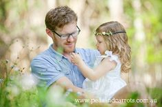 Beautiful images to warm your heart and home. Family Portrait Photography, Family Portraits, Photography Home Office, Daddy Daughter Photos, Child Life, Children And Family, Flower Crown, Brisbane, Beautiful Images