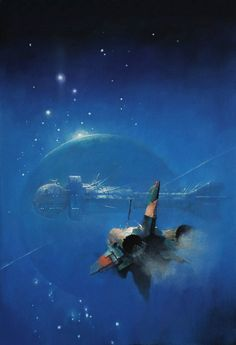 JOHN HARRIS The classical art of science fiction