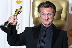 Sean Penn wins Best Actor in 'Milk' 2009