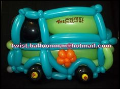 scooby doo balloon sculptures - Google Search
