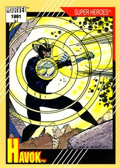Havok by Jim Lee