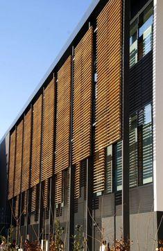 35 Ideas screen facade architecture architects