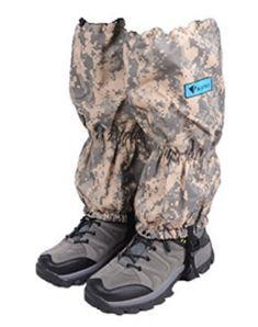 Buy Triwonder 1 Pair Unisex Outdoor Snow Leg Gaiters Leggings Cover Waterproof Snowproof Anti-tear for Hiking Walking Climbing Hunting (ACU Camouflage - Enhanced) online Luggage Straps, Hunting Gear, Waterproof Boots, Travel Accessories, Camouflage, Hiking Boots, Combat Boots, Climbing, Pairs
