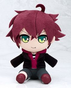 To be honest,I think that the new Plushies with Casual Clothes,would have been better if the Sakamaki used the original Diabolik Lovers Casual Clothes for the characters not the More Blood. Diabolik Lovers, Tv Anime, Anime Plus, Hot Anime Boy, Anime Love, Kawai Japan, Ayato Sakamaki, Wattpad Book Covers, Otaku Room