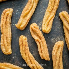 Grain-free Churros are easier to make than you think! Swipe right to check it out and if you want the recipe visit the Iink in our profiIe They are super delicious (obviously) and just like the real thing. There are two secret ingredients: @ottos_cassava_flour and our Cinnamon Sugar Cookie blend (on Amazon only currently). # #primalpalatespices