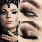 Tutorial – maquiagem inspirada em Regina Evil Queen de Once Upon a Time