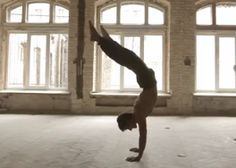 Yoga Men via elephantjournal: Two Beautiful Yoga Videos: this practice is for every Body. #Yoga #Men