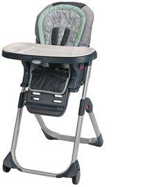 Graco DuoDiner LX High Chair - Drake