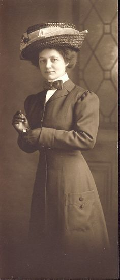 Image result for edwardian women in ties