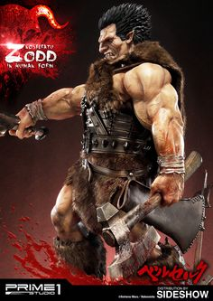 The Nosferatu Zodd in Human Form Statue by Prime 1 Studio is available at Sideshow.com for fans of Berserk, anime and manga.