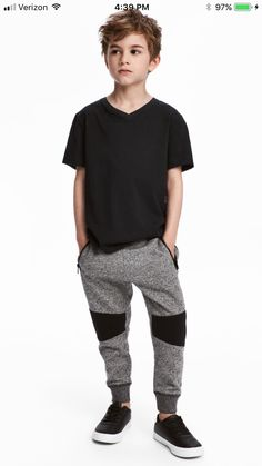 Boys Pants and Leggings - Shop online Little Boy Fashion, Tween Fashion, Baby Boy Fashion, Athletic Fashion, Athletic Outfits, Teen Boys, Kids Boys, Boy Silhouette, Boys Clothes Style