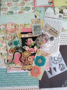 with colors: My Creative Scrapbook(Oct)