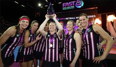 Excited Fast5 Ferns have their dancing shoes on