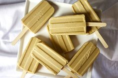 butterscotch. pudding. popsicles.