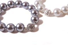 Peace + Love + Bling Liza Bracelet