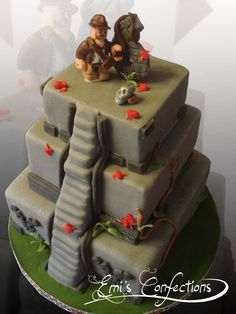 Images Of Indiana Jones Lego Cake Wallpaper cakepins.com