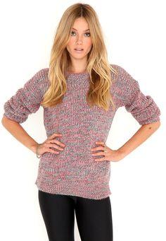 Tetrine knitted jumper by @Missguided - £19.99 #RunwayRepublic