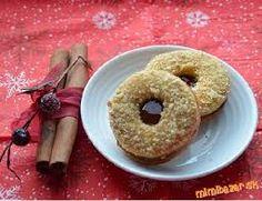 Výsledok vyhľadávania obrázkov pre dopyt orechové kolieska Bagel, Doughnut, Yummy Food, Bread, Cookies, Desserts, Christmas, Crack Crackers, Tailgate Desserts