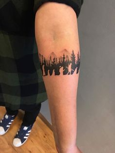 Lord od the Rings tattoo #lordoftherings #lotrtattoo #fellowshipofthering