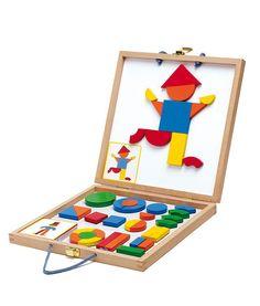 Magnetspiel - geometrische Formen - Djeco