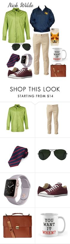 """""""Untitled #186"""" by ladyjane-irving on Polyvore featuring Luchino Camicie, Chor, Yves Saint Laurent, Ray-Ban, Converse, Hero, Casetify, men's fashion and menswear"""