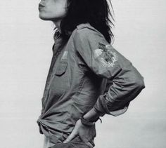 Kinga csilla patti smith