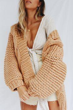 Magdalena Knit Cardigan  - Verge Girl