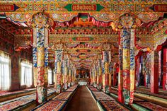 1 | Gorgeous Photos Of Buddhist Temples Will Make You Want To Quit Your Job And Become A Monk | Co.Design | business + design