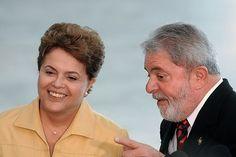 Reunião durou mais de quatro horas / Wilson Dias / ABr Dilma Rousseff se reúne com Lula e ministros Pauta do almoço era a crise política que a presidente está vivendo