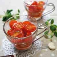 ♡プチトマトのマリネ♡