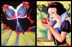 New Snow White  Light Up 3 Piece Set on Etsy, $115.00
