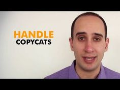 Copycats - How to deal with copycats? - YouTube He is so inspiring! Know that they will always be Steps behind!