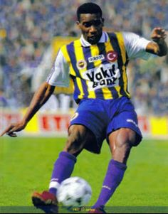 Jay Jay Okocha / Nijerya (1996-1998)