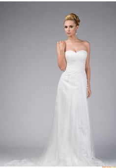 Vestidos de noiva Novia Blanca Garia 2014